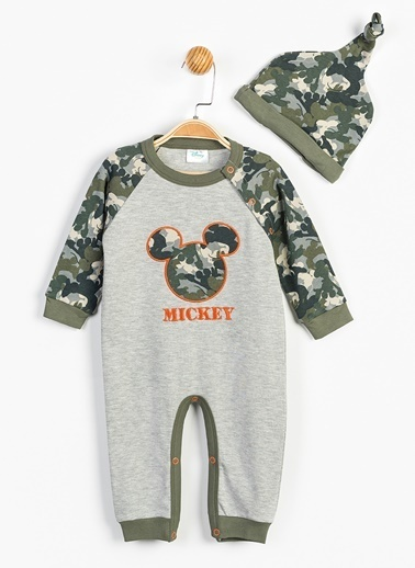 Mickey Mouse Tulum Gri